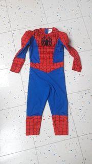 Kostüm Spiderman 98 104