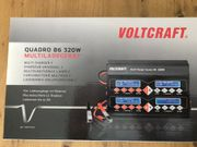 Voltkraft Quadro B6 320W Multiladegerät