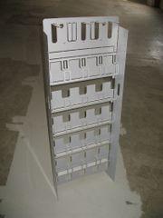 Postkartenständer Prospektständer Metall