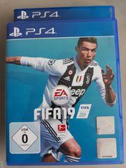 Ps4 Spiele GTA5 und Fifa