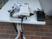 Blindstichnähmaschine Rittershausen Atelier 2000