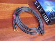 Audience AU24 SE speaker cables