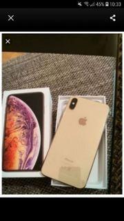 i phone xs max in