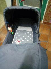 Kinderwagen einsetzbar als buggy und