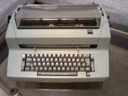 IBM-Kugelkopfschreibmaschine rep bedürftig