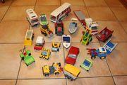 Playmobilfahrzeuge