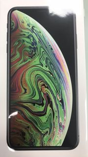 iphone xs max 256gb schwarz