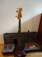 Fender 60s Jazz Bass Lacquer