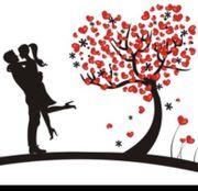 Verliebtes Paar sucht
