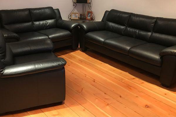 Sofa 3 Teilig In Quirnheim Polster Sessel Couch Kaufen Und