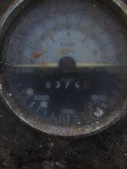Deutz 4006 mit Kabine
