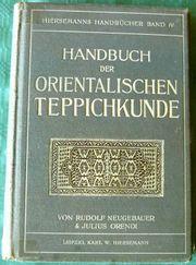 Handbuch der orient.