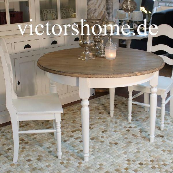 landhaustisch gebraucht kaufen nur 2 st bis 65 g nstiger. Black Bedroom Furniture Sets. Home Design Ideas