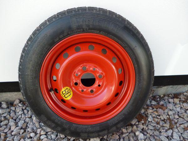 PIRELLI SPARE Notrad/Ersatzrad/Reserverad für FIAT-LANCIA - Ludwigshafen - 1x 135/80 R13 Pirelli, Stahlfelgen, für FIAT LANCIA. Hier verkaufe ich ein gebrauchte aber sehr neuwertige Notrad von PIRELLI SPARE TYRE 135/80 B 13 78 P,(auf Felgen)450BX13HX35 A447 11 94 für FIAT-LANCIA.es ist sehr sauber und neuwertig, - Ludwigshafen