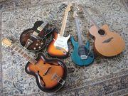 Gitarrenunterricht im Remstal (