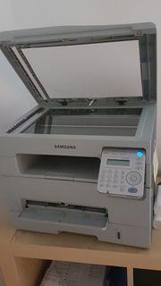 Multifunktionsdrucker Samsung SCX-4728 FD mit