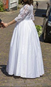 Hochzeit Kleid wie Neu