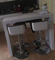 Bartisch 4 Barstühle