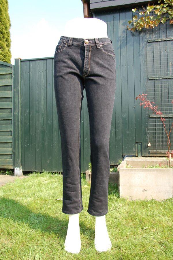 Schwarze Jeans von Mergler
