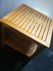Gartentisch Holz Pflanzen Garten Gunstige Angebote Quoka De