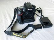 Nikon D810 DSLR Body Akku