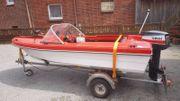 Sportboot Angelboot Gleiter