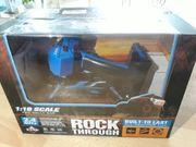Spielzeug RC Auto Blau