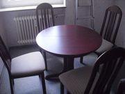 Tisch mit 4