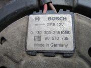 Kühlerlüfter Opel Astra