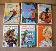6 Mädchenbücher ab