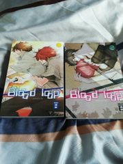 Boys Love Manga Blood Loop
