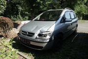 Verkauf: Opel Zafira