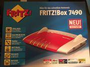 Fritzbox 7490 mit MESH und
