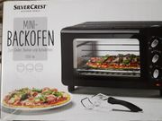 Mini-Backofen SILVERCREST