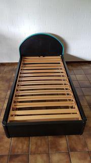 Bett mit Lattenrost Lattoflex
