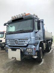 LKW Mercedes 3355 6x6 Kipper