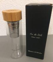 Teeglass Teeflasche Marc O Polo