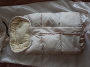 Fußsack Babyschlafsack