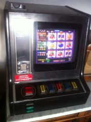 Spielautomat Rarität - funktionstüchtig