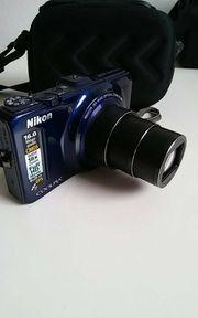 1a Set Reisezoom Digitalkamera Nikon