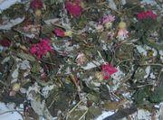 Blüten- Kräuter- Blättermischungen