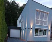 Modernes neues Haus