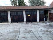 Abgeschlossene Lager- Garage mit gr