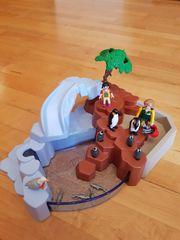 Playmobil Pinguinbecken Nr 4013