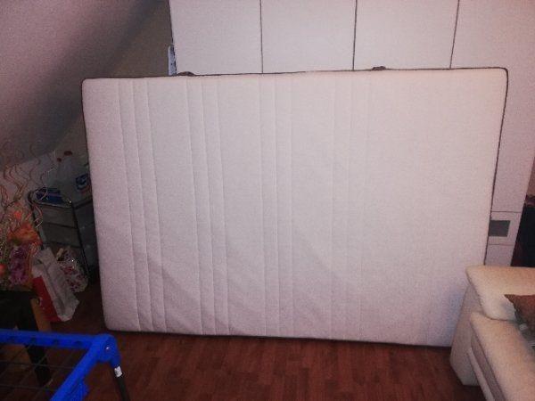Ikea Matratze Morgedal Latex Nagelneu In Nahe Matratzen Rost