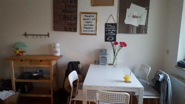 ikea tisch stuhlen gebraucht kaufen nur 3 st bis 75. Black Bedroom Furniture Sets. Home Design Ideas