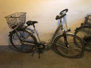 Damen Fahrrad Alu