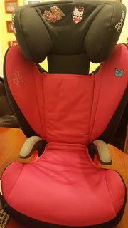 Auto Kindersitz.