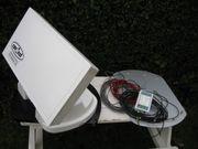 digitale motorgetriebene satanlage