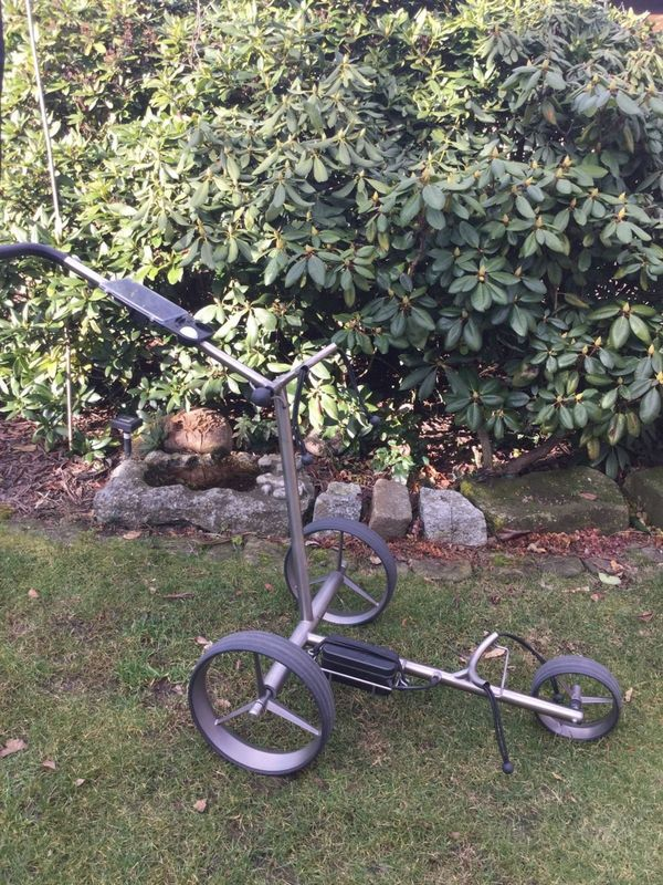 Ticad Liberty Elektrotrolley » Golfsport